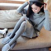 絲襪女防勾絲春季中厚連褲襪天鵝絨顯瘦打底襪子『櫻花小屋』
