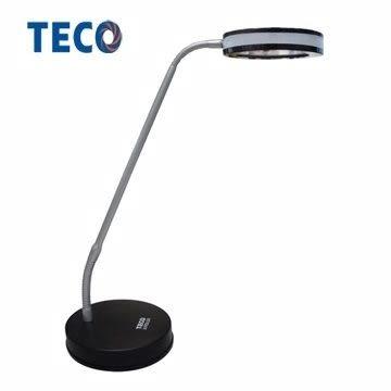※亮點OA文具館※ TECO LED 飛碟造型檯燈 XYFDL020