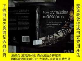 二手書博民逛書店from罕見dynasties to dotcomsY18089