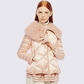 羽絨外套 短款-澳洲冬季蕾絲修身顯瘦女外套3色72i62【巴黎精品】