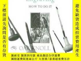 二手書博民逛書店Wood罕見Engraving : How to Do ItY2
