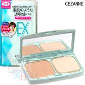 日本CEZANNE EX PLUS 藍盒升級保濕粉餅(11g)【小三美日】
