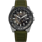 CITIZEN 星辰 PROMASTER 隱形戰機GMT光動能手錶(BJ7138-04E)