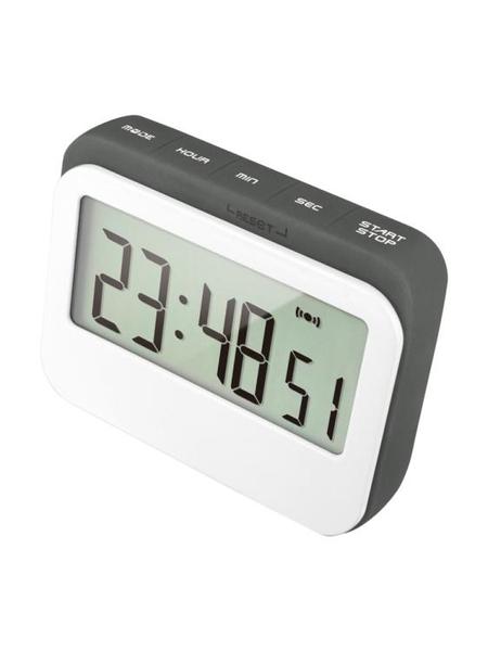 計時器 倒計時器提醒器學生用高考時間管理器考研廚房做題定時器鬧鐘靜音 伊芙莎