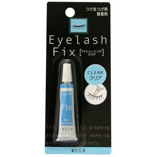 【極品世界】 KOJI Fix假睫毛專用接著劑/透明 3.5g (5月29日到期+NG包裝)