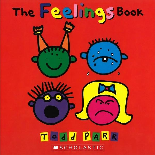 【麥克書店】THE FEELINGS BOOK/ 平裝繪本《主題: 情緒管理 Feeling》