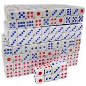骰子骰盅篩子 色子圓角篩粒甩子 全館免運