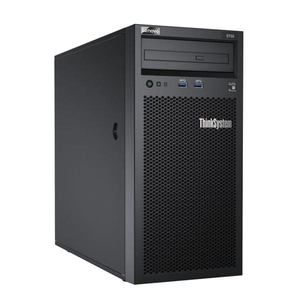 【現貨】LENOVO伺服器 ST50 E2104G/16G/240SSD+1TBx2/2016STD商用伺服器
