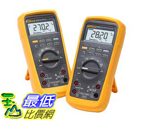 (台灣公司貨) 福祿克 FLUKE-27 II 工業萬用表