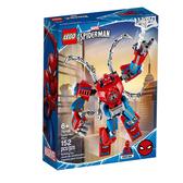 76146【LEGO 樂高積木】Marvel 超級英雄系列 - 蜘蛛人機甲