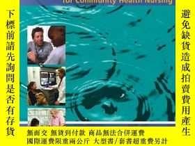 二手書博民逛書店Community罕見Health NursingY364682 Mary Jo Clark Ph.d. Rn