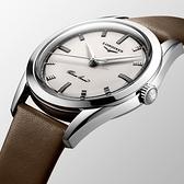 LONGINES 浪琴 Silver Arrow 復刻經典雅痞機自動機械腕錶-38.5mm /L28344722