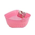 【震撼精品百貨】Hello Kitty 凱蒂貓~凱蒂貓 HELLO KITTY 三角瀝水籃#57691