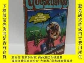 二手書博民逛書店Goosebumps:The罕見Abominable Snowman of PasadenaY22565 不祥
