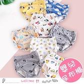 嬰幼兒透氣6層純棉尿布褲 學習褲