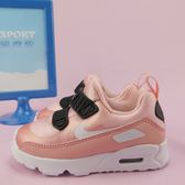 【iSport愛運動】NIKE AIR MAX TINY 90 VDAY 運動鞋 AV3195600 小童鞋 緞面粉