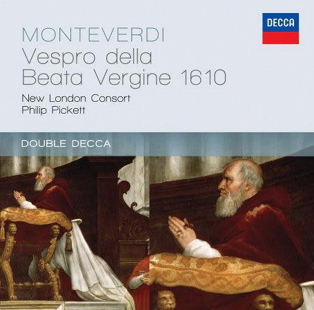 蒙台威爾第:聖母晚禱 CD Monteverdi: Vespro della Beata Vergine 1610 (音樂影片購)