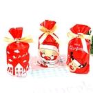 圣誕節抽繩袋 福貓禮品袋包裝袋