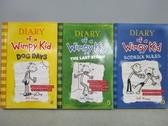 【書寶二手書T6/原文小說_MAO】Diary of a Wimpy Kid-Dog Days_Rodrick Rule