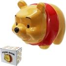 【震撼精品百貨】Winnie the Pooh 小熊維尼~造型陶瓷存錢筒(L)*15287