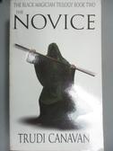 【書寶二手書T9/原文小說_LII】Novice A_Canavan