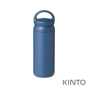 日本KINTO 提式輕巧保溫瓶 500ml共6色深藍