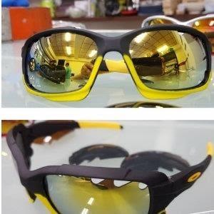 ♥巨安網購♥【106080624】雙鏡組 自行車運動眼鏡 抗UV400