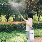澆花噴壺5L手動氣壓式農用噴霧器高壓噴壺園藝農藥灑水噴水壺洗車  YJT【全館免運】
