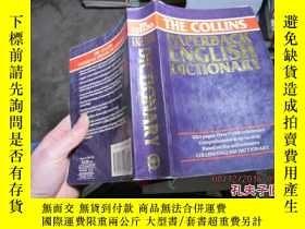 二手書博民逛書店the罕見collins paperback english d