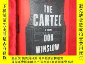 二手書博民逛書店The罕見Cartel: A novel (小16開,硬精裝)