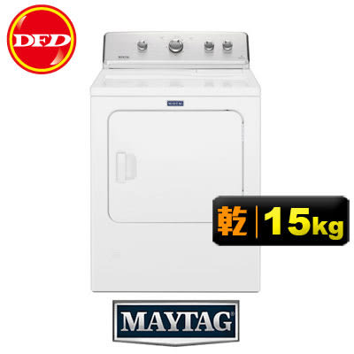 Maytag 美泰克 MGDC465HW 瓦斯型 乾衣機 美國原裝進口 15公斤乾衣量 10年保固 (馬達) 公司貨