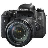 Canon EOS 760D 單機身 公司貨