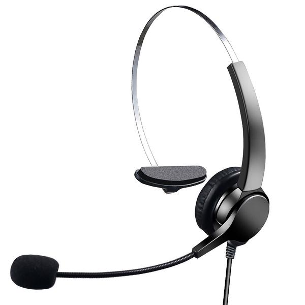 Tentel 國洋通信電話總機K-362電話耳麥,專屬頭戴式電話耳機麥克風