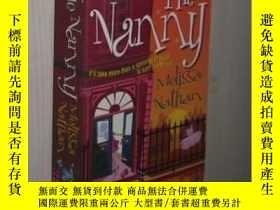 二手書博民逛書店英文原版罕見The Nanny by Melissa Natha
