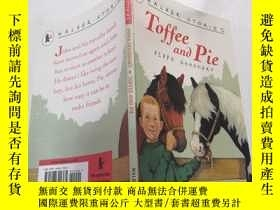 二手書博民逛書店toffee罕見and pie:太妃糖和派Y200392