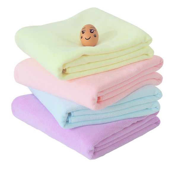 嬰兒浴巾兒童新生兒寶寶洗澡比純棉紗布超柔吸水初生兒蓋毯毛巾被 9號潮人館