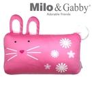Milo & Gabby 動物好朋友-mini枕頭套(LOLA兔兔)[衛立兒生活館]