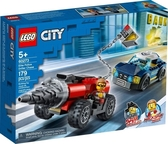 【LEGO樂高】CITY 特警鑽機追逐戰#60273