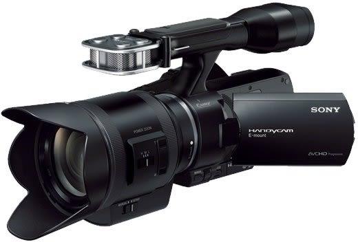 SONY 數位攝影機 NEX-VG30H
