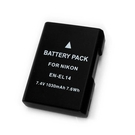 【EC數位】破解版 D5600 EN-EL14 ENEL14 EN-EL14a 防爆高容量鋰電池