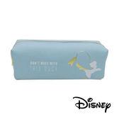【日本進口】唐老鴨 Donald Duck 米老鼠系列 皮革 立體 筆袋 鉛筆盒 迪士尼 Disney - 700969