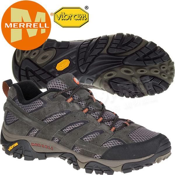 Merrell 06015 Moab 2 Vent 男多功能登山戶外健行鞋 耐走登山鞋/黃金大底郊山鞋/健走慢跑