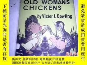 二手書博民逛書店THE罕見OLD WOMAN S CHICKENSY27327