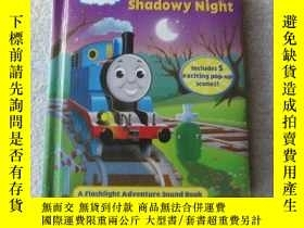二手書博民逛書店Thomas罕見and the Shadowy NightY21