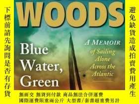 二手書博民逛書店Blue罕見Water, Green Skipper: A Me