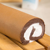 【木匠手作】70%巧克力生乳捲