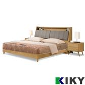 【5養身護背硬式】旗艦二線護背彈簧│一代德式彈簧床墊 5尺雙人標準 KIKY-Germany