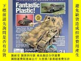 二手書博民逛書店Military罕見Miniatures in Review 31 (damaged)-軍事縮影審查31(損壞)奇