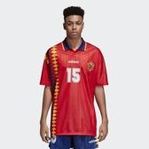ADIDAS SPAIN JERSAY 紅 西班牙 FIFA 世足 球衣 POLO衫 男(布魯克林) CE2340