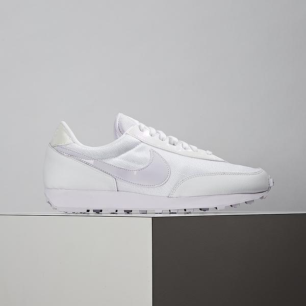Nike Daybreak 女鞋 白紫 基本 舒適 簡約 休閒鞋 CU3452-100